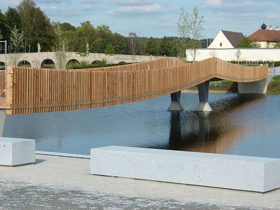 Spannbandbrücke soll nach Max Gleißner benannt werden