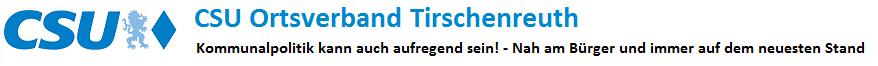 CSU Tirschenreuth