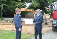 Friedhof - Bau neuer Betriebshof 2016